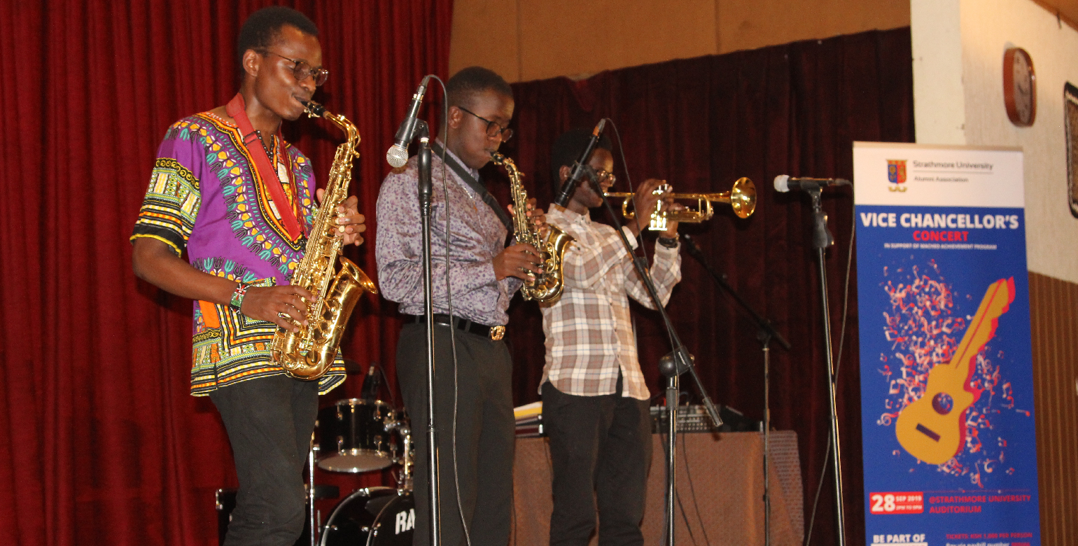 The vice chancellor's concert